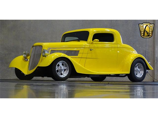 1934 Ford Coupe | 917869