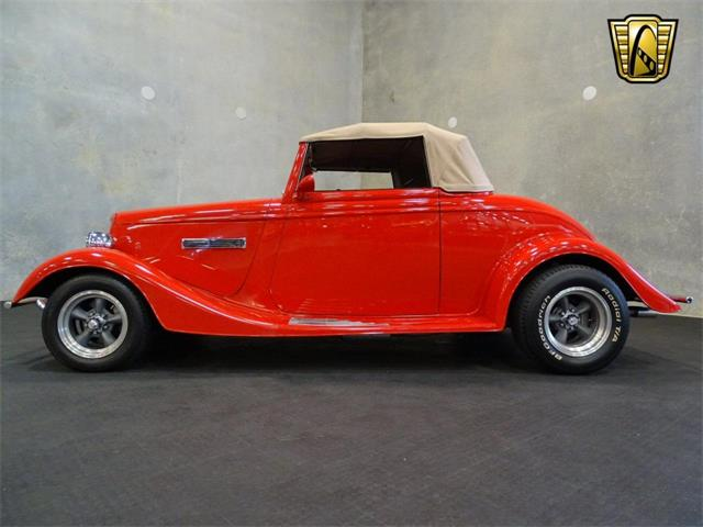 1934 Ford Cabriolet | 917875