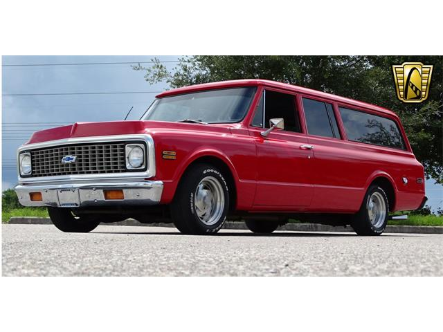 1972 Chevrolet Suburban | 917881