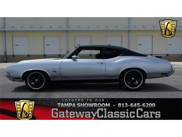 1972 Oldsmobile Cutlass | 917883
