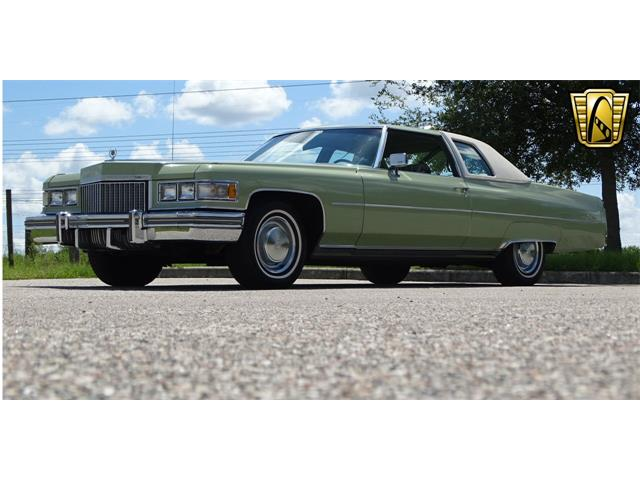 1975 Cadillac Coupe DeVille | 917888