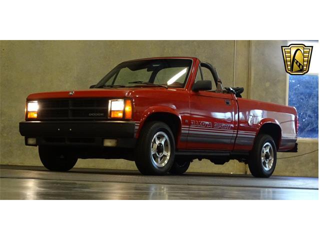 1989 Dodge Dakota | 917891