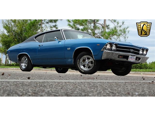 1969 Chevrolet Chevelle | 917903