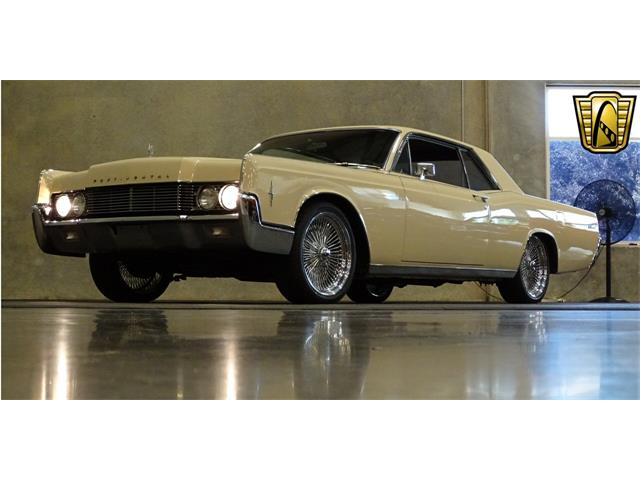 1966 Lincoln Continental   917907