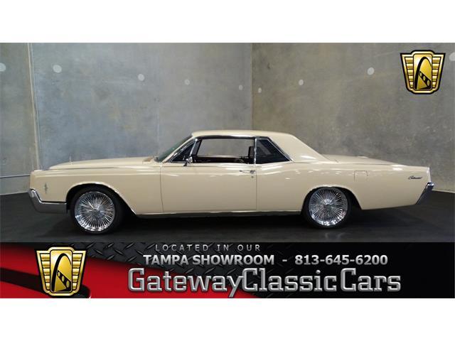 1966 Lincoln Continental | 917907