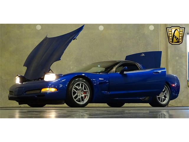 2003 Chevrolet Corvette | 917917
