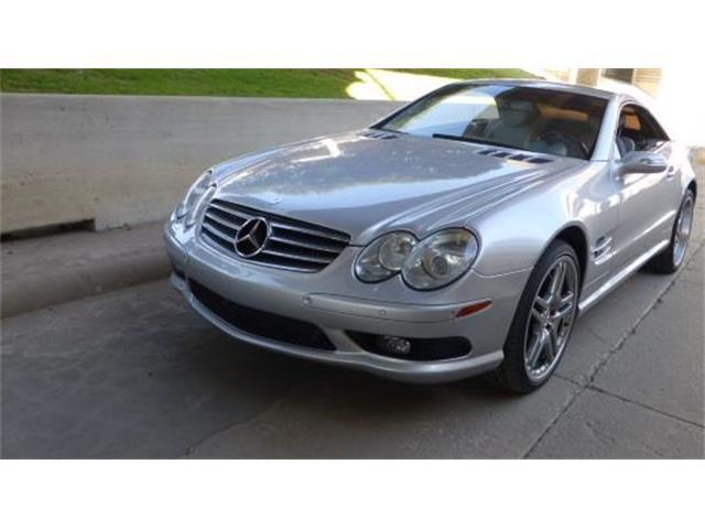 2005 Mercedes-Benz SL600 | 917929