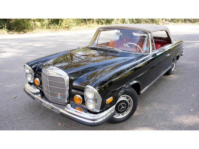 1966 Mercedes-Benz 250SE | 917950