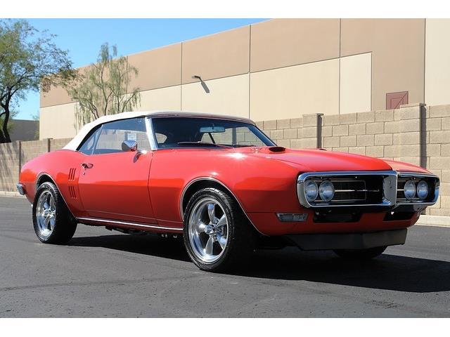 1968 Pontiac Firebird | 917951