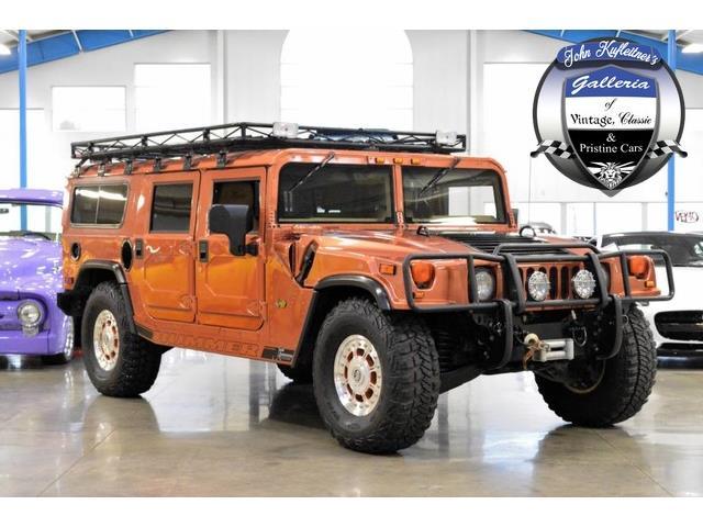 2002 Hummer H1 | 917953