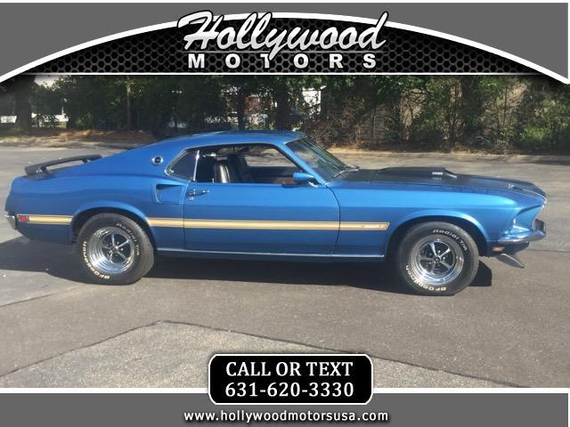 1969 Ford Mustang | 917955