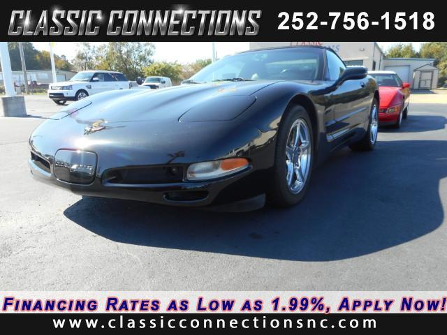 2002 Chevrolet Corvette | 917958