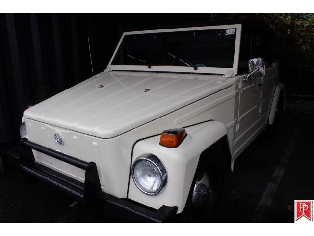 1973 Volkswagen Thing | 917965