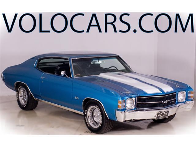 1971 Chevrolet Chevelle SS | 917969