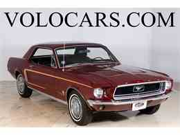 1968 Ford Mustang for Sale - CC-917970