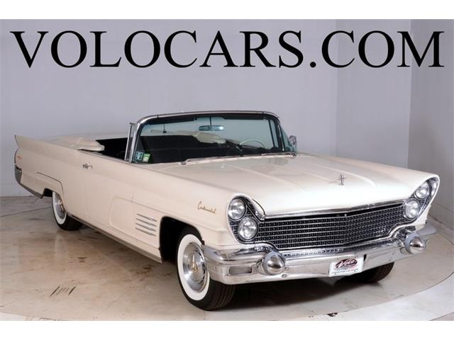 1960 Lincoln Continental | 917971