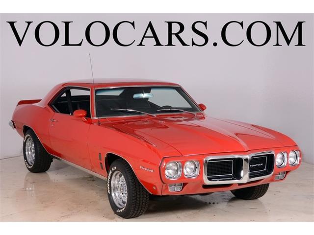 1969 Pontiac Firebird | 917972