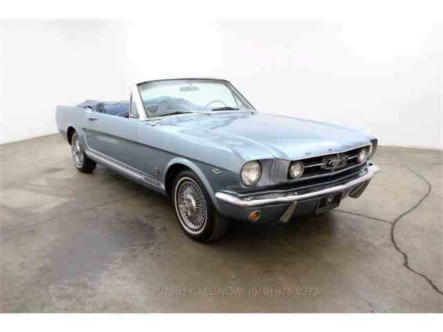 1965 Ford Mustang | 917986