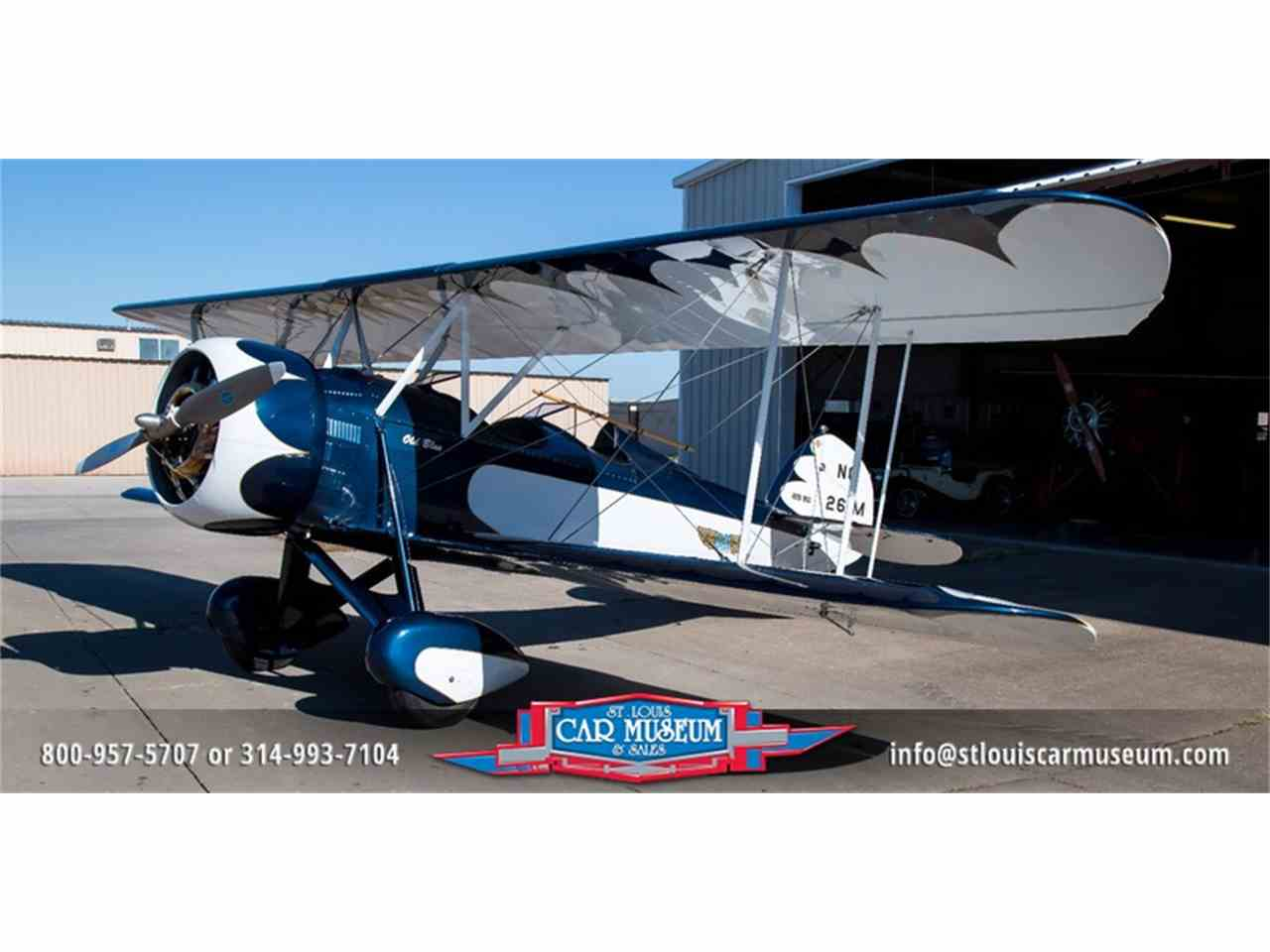 Large Picture of '29 BSO Straight Wing Single Engine - JOC5