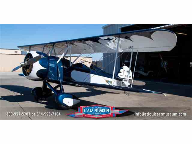 1929 WACO BSO Straight Wing Single Engine | 918005