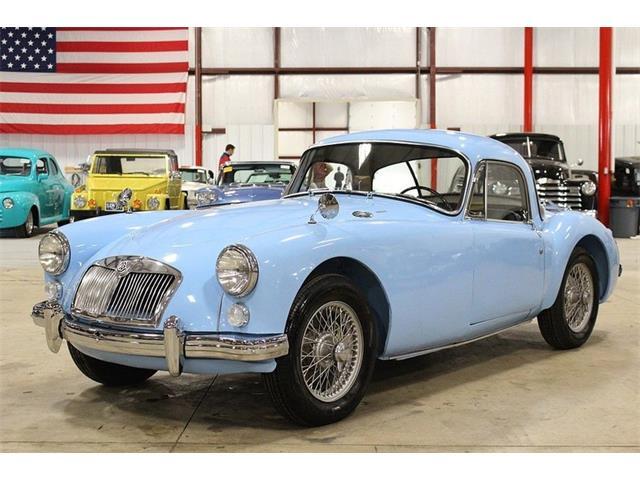 1961 MG MGA | 918006