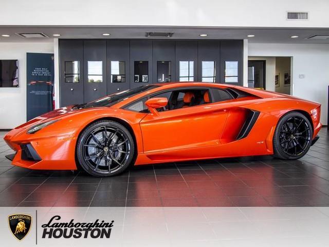 2014 Lamborghini Aventador | 918016