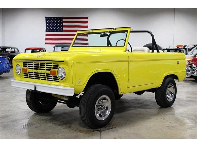 1969 Ford Bronco | 918019