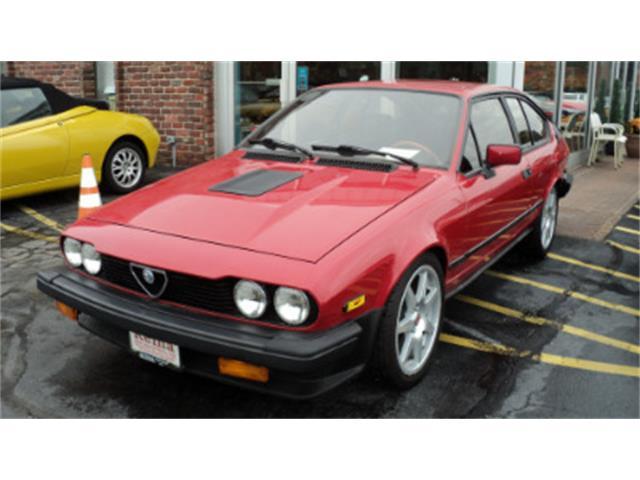 1986 Alfa Romeo GTV | 918024