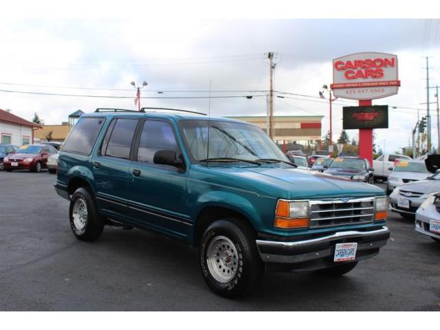 1992 Ford Explorer | 918032