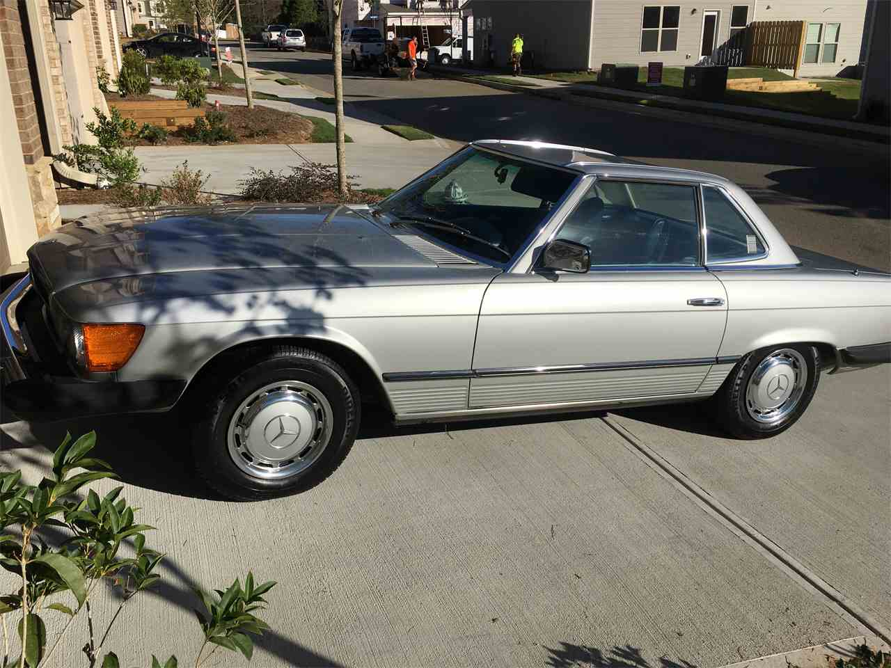 1977 Mercedes-Benz 450SL for Sale - CC-910804