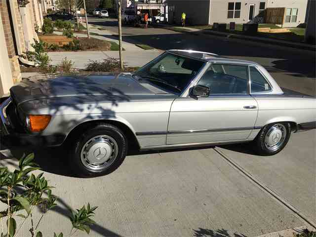 1977 Mercedes-Benz 450SL | 910804