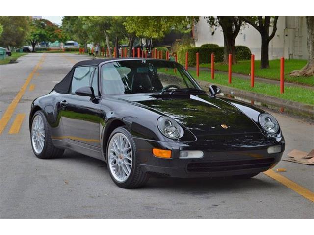 1998 Porsche 911 | 918040
