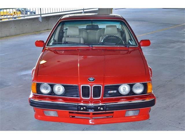 1988 BMW M6 | 918041