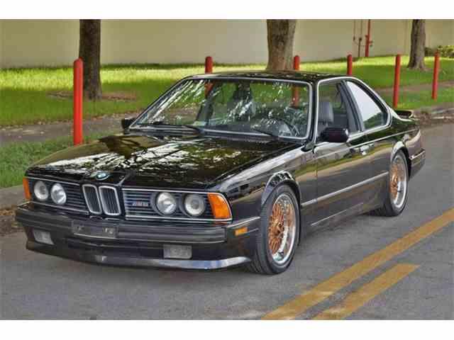 1988 BMW M6 | 918043