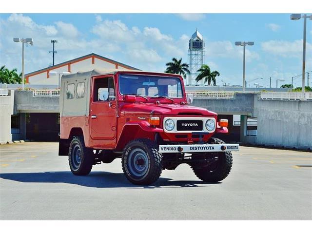 1982 Toyota FJ Cruiser | 918049