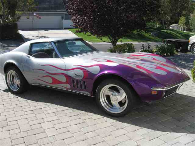 1969 Chevrolet Corvette Stingray | 910805