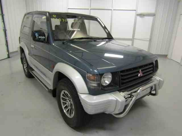 Picture of '91 Pajero - JODF