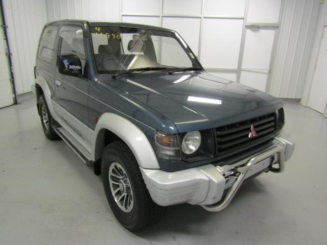 1991 Mitsubishi Pajero | 918051