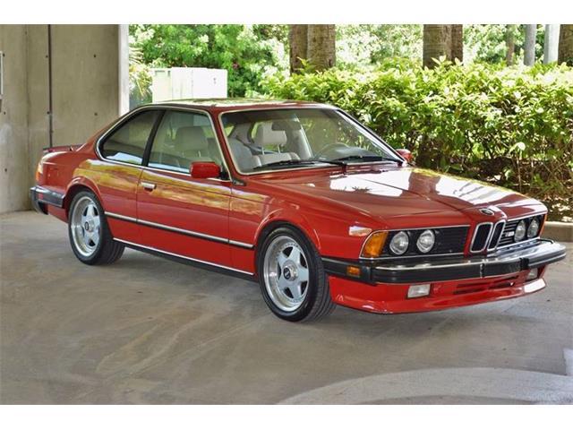 1987 BMW M6 | 918053