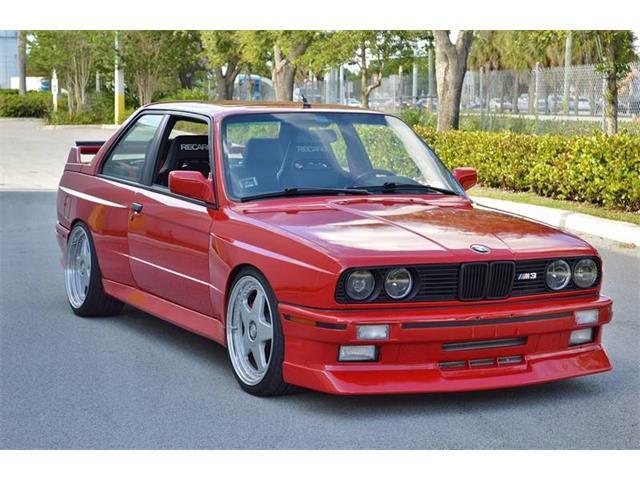 1988 BMW M3 | 918054
