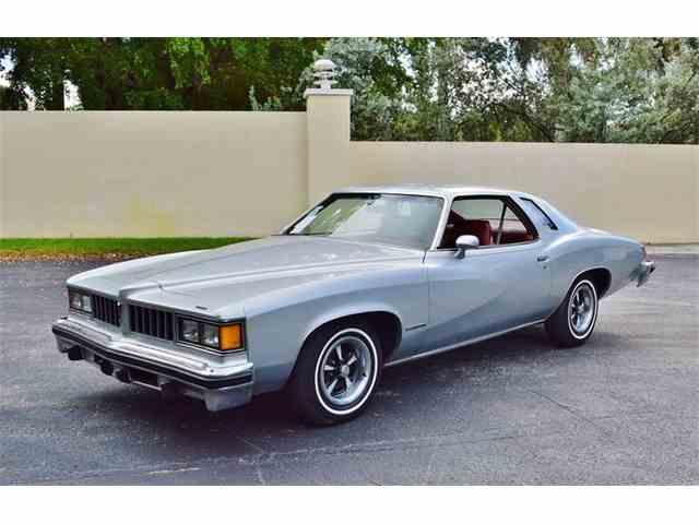 1977 Pontiac LeMans   918062