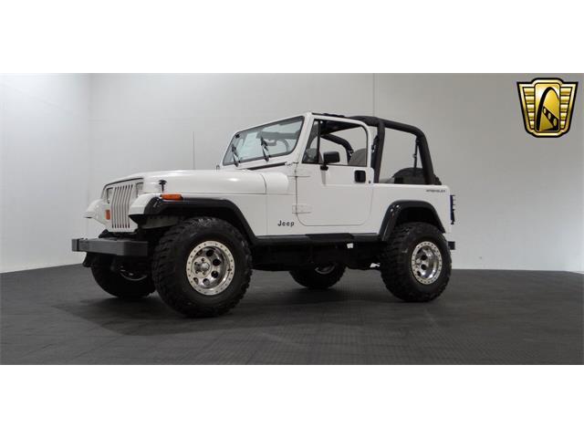 1993 Jeep Wrangler | 918068