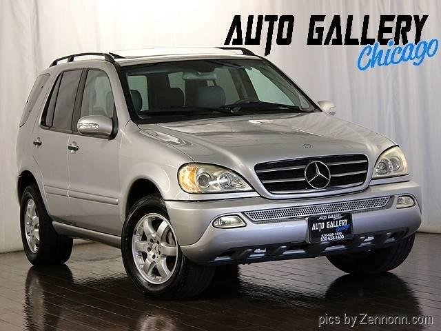 2005 Mercedes-Benz ML500 | 918083