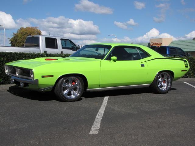 1970 Plymouth Barracuda | 910081