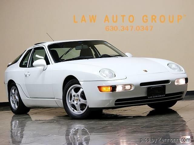 1994 Porsche 968 Coupe 6-SPD | 918100