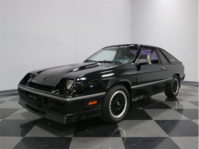 1987 Dodge Charger GLHS | 918101