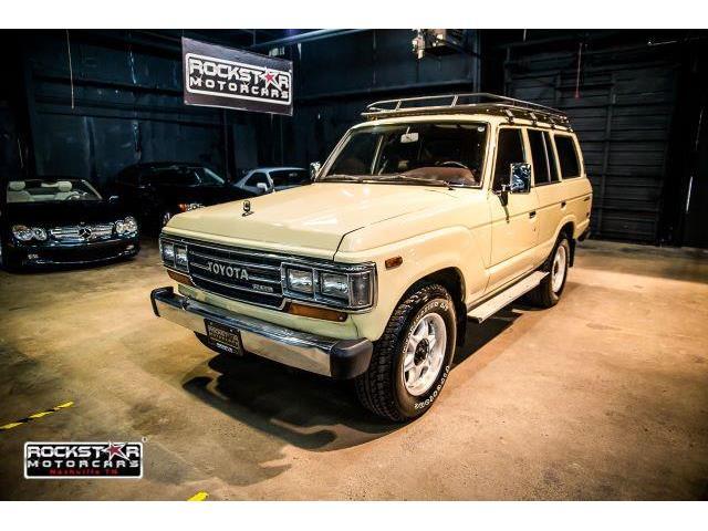 1988 Toyota Land Cruiser FJ | 918105