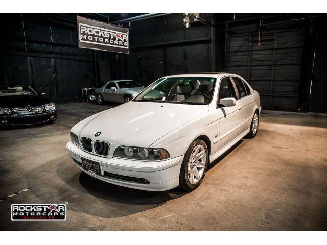 2002 BMW 5 Series | 918108