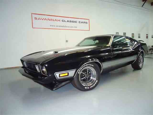 1973 Ford Mustang | 918112