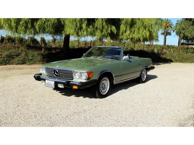 1975 Mercedes-Benz 280SL | 918116